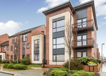 Thumbnail 2 bed flat for sale in Regal Way, Stoke-On-Trent