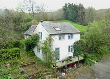 Thumbnail 3 bed cottage for sale in Cwm, Cwm Golau, Welshpool, Powys