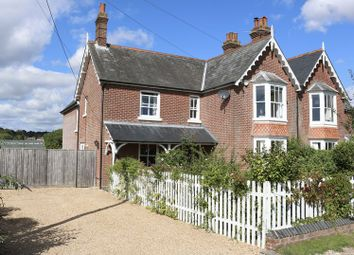 Thumbnail 4 bed property for sale in Station Road, Soberton, Southampton