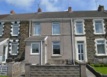 Thumbnail 2 bed terraced house for sale in Morris Terrace, Swansea