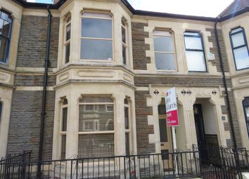 Thumbnail 2 bed flat for sale in Dogo Street, Cardiff