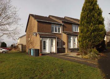 Thumbnail 1 bed flat to rent in Lauder Gardens, Coatbridge, North Lanarkshire