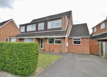 Thumbnail 3 bed property for sale in Foxmoor Close, Oakley, Basingstoke