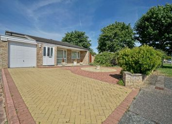 Thumbnail 3 bed bungalow for sale in Culloden Close, Eaton Ford, St. Neots