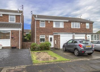 Thumbnail 3 bed property to rent in Velville Court, Newcastle Upon Tyne