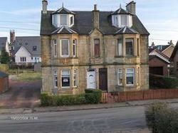 Thumbnail 1 bed flat to rent in Douglas Street, Carluke