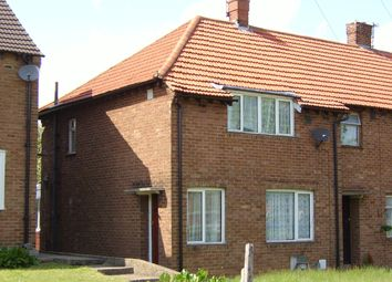 Thumbnail 3 bed semi-detached house to rent in Hallmead, Letchworth Garden City