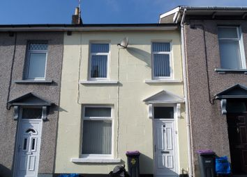 Thumbnail 3 bed terraced house for sale in Nicholas Street, Pontypool