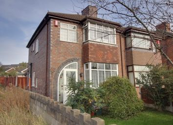 Thumbnail 3 bed semi-detached house for sale in Wolstanton Road, Newcastle-Under-Lyme, Staffordshire