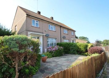 Thumbnail 2 bed semi-detached house for sale in Saxville Road, St Pauls Cray, Kent