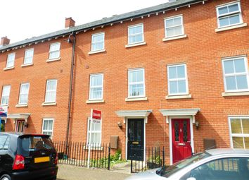 Thumbnail 3 bed town house for sale in Mario Way, Colchester
