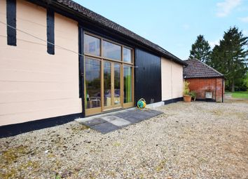 Thumbnail 1 bedroom barn conversion to rent in Withindale Lane, Long Melford, Sudbury