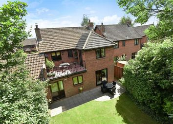 Thumbnail 4 bed link-detached house for sale in Pitchens End, Broad Hinton, Swindon
