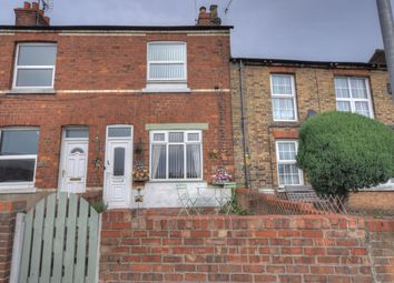 Thumbnail 2 bed terraced house for sale in Scarborough Road, Bridlington