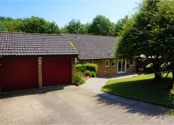 Thumbnail 4 bed detached house for sale in Redhill Wood, Longfield