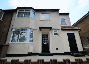 Thumbnail 8 bed semi-detached house to rent in Boundary Road, Walthamstow