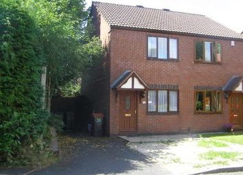 Thumbnail 2 bed semi-detached house to rent in Weavers Court, Ketley Grange, Telford
