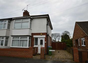 Thumbnail 3 bed semi-detached house to rent in Desmond Avenue, Hornsea, East Yorkshire