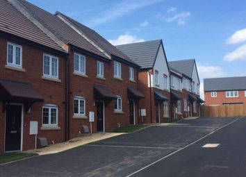 Thumbnail 2 bed terraced house for sale in Knightley Road, Gnosall, Stafford