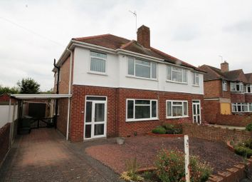 Thumbnail 3 bed semi-detached house for sale in Dinglewell, Hucclecote, Gloucester