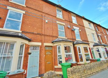 Thumbnail 4 bed terraced house for sale in Woodward Street, Nottingham
