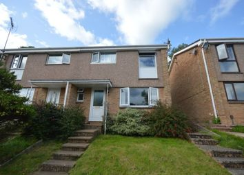 Thumbnail 3 bed semi-detached house to rent in Berrys Wood, Newton Abbot