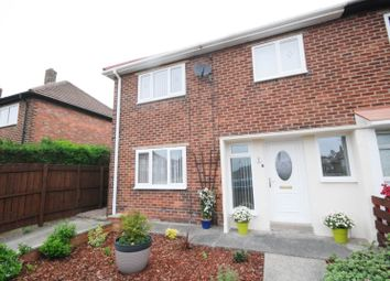 Thumbnail 3 bed semi-detached house for sale in Thirlmere Court, Hebburn