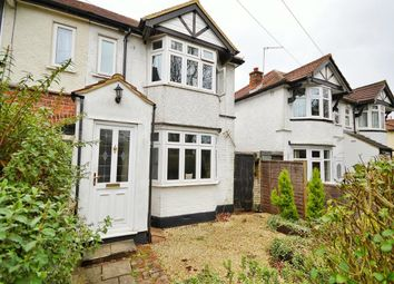 Thumbnail 2 bedroom semi-detached house for sale in North Western Avenue, Watford