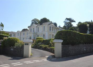 Thumbnail 1 bed flat for sale in Amberley Court, Kents Road, Wellswood, Torquay, Devon