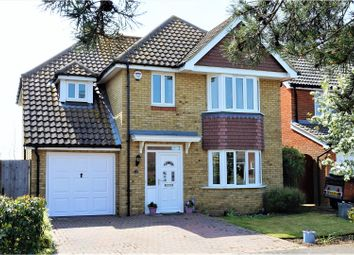Thumbnail 4 bed detached house for sale in Puffin Road, Beltinge, Herne Bay