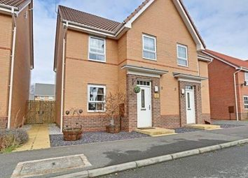 Thumbnail 3 bed semi-detached house to rent in Boundary Way, Hull, East Riding Of Yorkshire