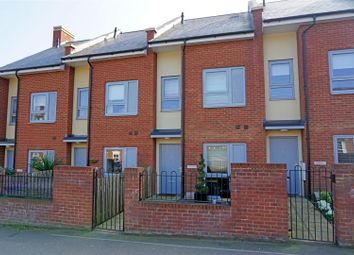 Thumbnail 3 bed terraced house for sale in Capswell Court, Hitchin