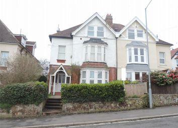 Thumbnail 2 bed flat to rent in Manor Road, Bexhill On Sea, East Sussex