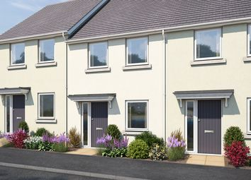 """Thumbnail 2 bed terraced house for sale in """"The Avebury"""" at Vicarage Hill, Kingsteignton, Newton Abbot"""
