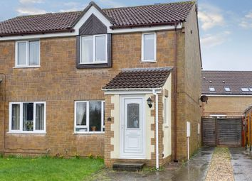 Thumbnail 2 bed semi-detached house for sale in Abbots Close, Ilminster