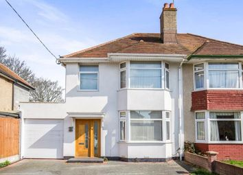 Thumbnail 3 bed semi-detached house for sale in Coniston Road, Southampton