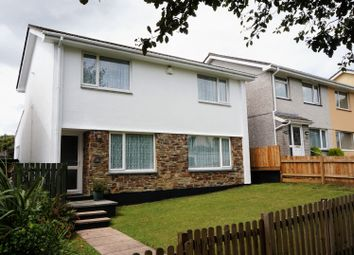 Thumbnail 3 bed detached house for sale in Killyvarder Way, St. Austell