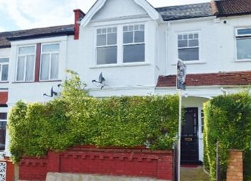Thumbnail 3 bed terraced house for sale in Audley Road, London