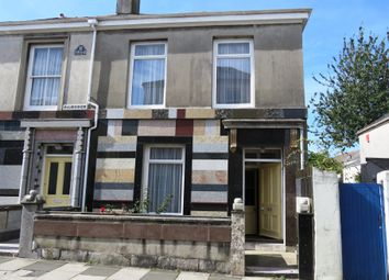 Thumbnail 5 bed semi-detached house for sale in Cecil Street, Plymouth