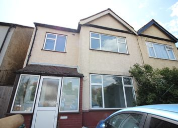 Thumbnail 3 bed semi-detached house to rent in Hendon Way, Hendon