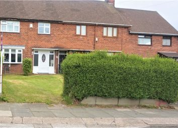 Thumbnail 3 bed terraced house for sale in Saunders Avenue, Prescot
