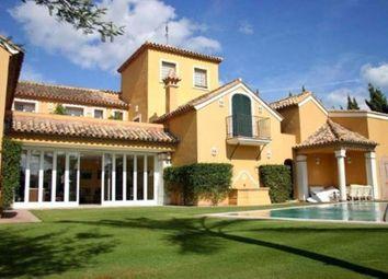 Thumbnail 7 bed villa for sale in Sotogrande Playa, Cadiz, Spain