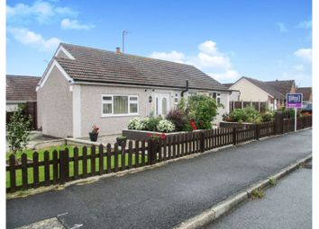 Thumbnail 3 bed detached bungalow for sale in Alwen Drive, Rhos On Sea