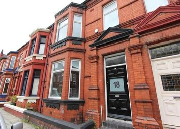 Thumbnail 7 bed shared accommodation to rent in Aigburth L17, Liverpool,