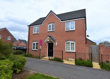 Thumbnail 3 bed detached house to rent in Woodlands View, Leegomery, Telford