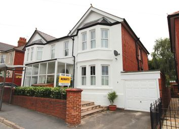 Thumbnail 4 bed semi-detached house for sale in Lodge Road, Caerleon, Newport