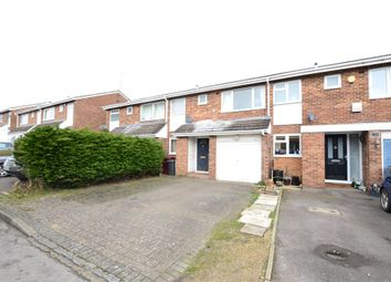 Thumbnail 3 bed terraced house for sale in Galsworthy Drive, Caversham, Reading