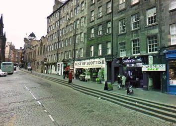 Thumbnail 1 bed flat to rent in James Court, Lawnmarket, Edinburgh, Midlothian