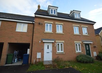 Thumbnail 4 bedroom property to rent in Duddle Drive, Longstanton, Cambridge