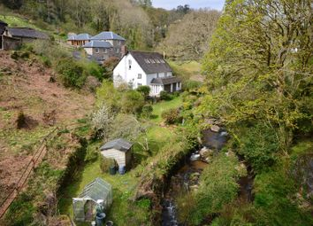 Thumbnail 5 bed detached house for sale in Lustleigh Mill, Lustleigh, Devon